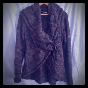 Silvia Novelli Noba Beautiful Italian Wool Wrap